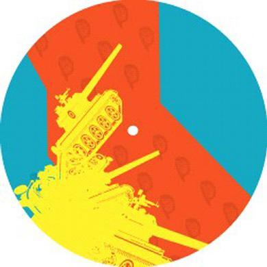 Starkey / Dev79 STREET BASS EP1 Vinyl Record