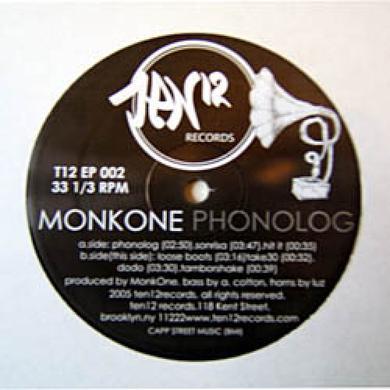 Monk One PHONOLOGUE Vinyl Record