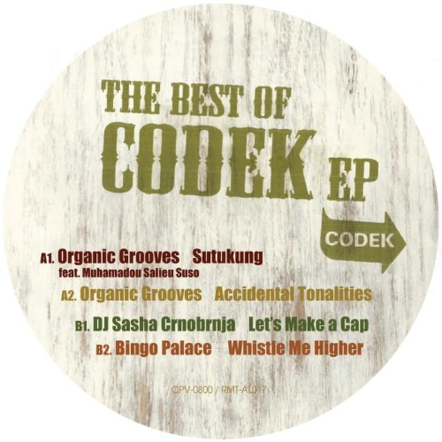 BEST OF CODEK Vinyl Record