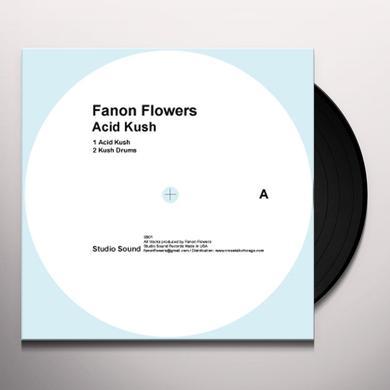 Fanon Flowers ACID KUSH Vinyl Record