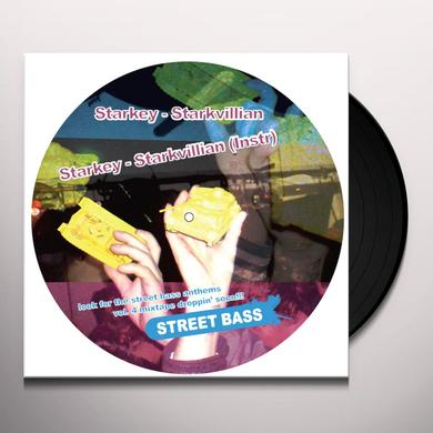 Starkey / 6Blocc / Dnabeats STREET BASS ANTHEMS 4 Vinyl Record