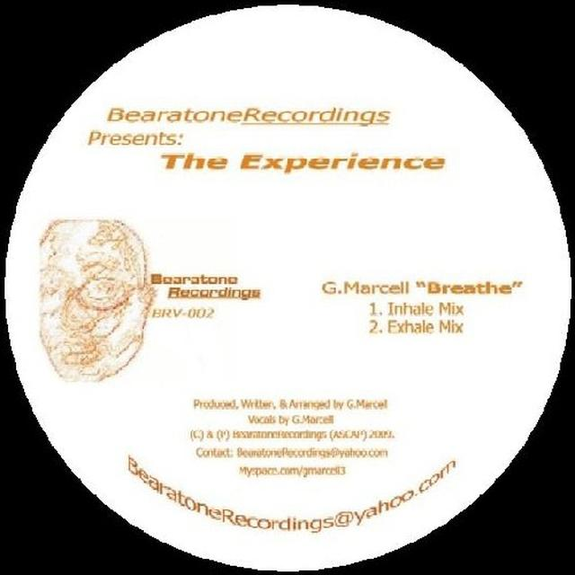 Marcell & Alexander EXPERIENCE Vinyl Record
