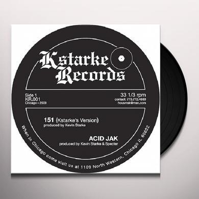 K-STARKE Vinyl Record