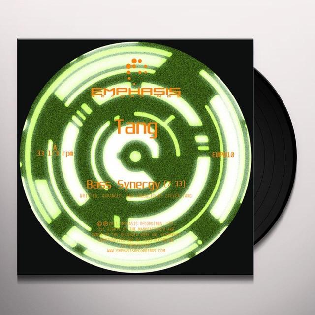 Steven Tang BASS SYNERGY Vinyl Record