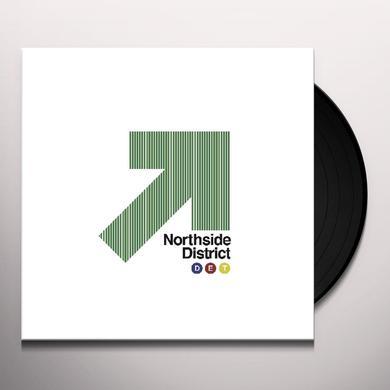 Tony Ollivierra NANGKA EP Vinyl Record