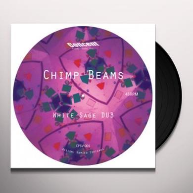 Chimp Beams / Dorothea Tachler WHITE SAGE DUB / THIS TIME Vinyl Record