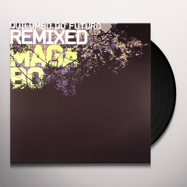 Maga Bo QUILOMBO REMIXED Vinyl Record