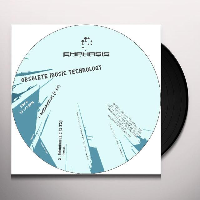 Obsolete Music Technology MMMMMMUSIC Vinyl Record