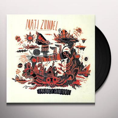 Mati Zundel AMAZONICO GRAVITANTE (Vinyl)