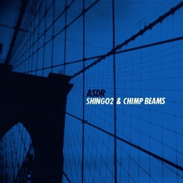 Shing02 / Chimp Beams ASDR Vinyl Record