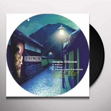 Imugem Orihasam RELATION EP Vinyl Record