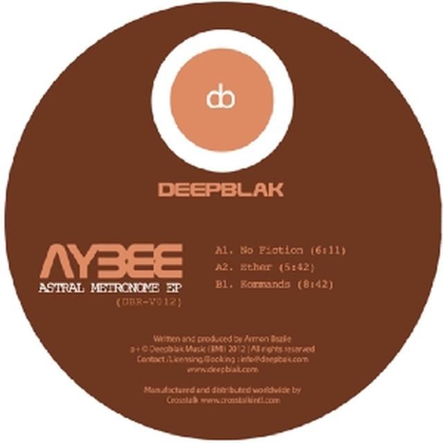 Aybee ASTRAL METRONOME Vinyl Record