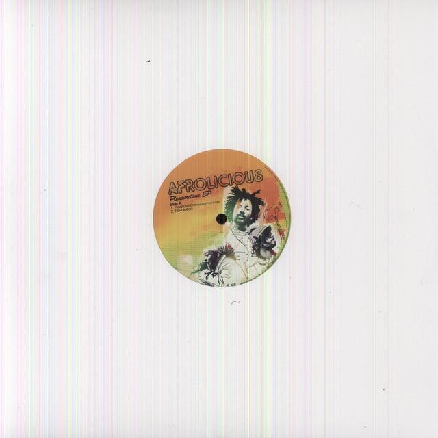 Afrolicious PLEASURETIME Vinyl Record