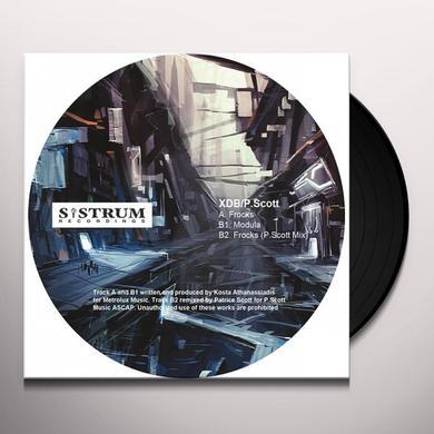Xdb FROCKS Vinyl Record