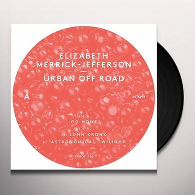 Elizabeth Merrick-Jefferson URBAN OFF ROAD Vinyl Record