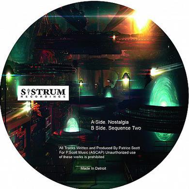 Patrice Scott NOSTALGIA Vinyl Record