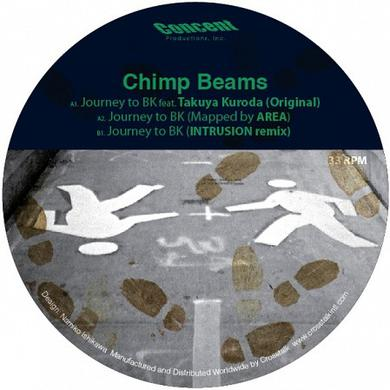 Chimp Beams JOURNEY TO BK Vinyl Record