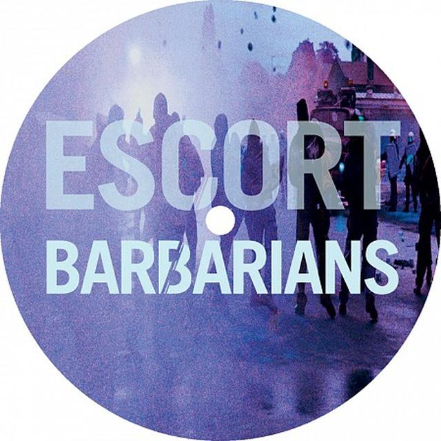 Escort BARBARIANS Vinyl Record