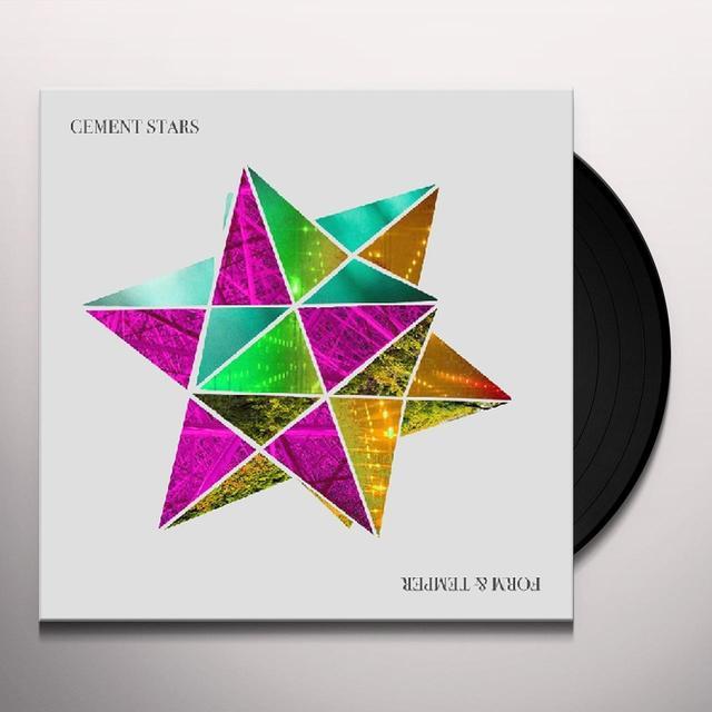 Cement Stars FORM & TEMPER Vinyl Record
