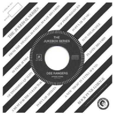 Dee Rangers UPSIDE DOWN Vinyl Record