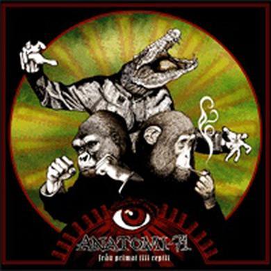 Anatomi-71 FRAN PRIMAT TILL REPTIL Vinyl Record