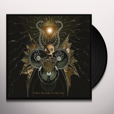 Snakeskin Angels FOLLOW THE SNAKE TO THE CORE Vinyl Record
