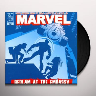 Marvel BEDLAM AT THE EMBASSY Vinyl Record