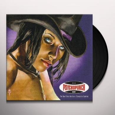 Psychopunch GUN CRIES JUSTICE Vinyl Record