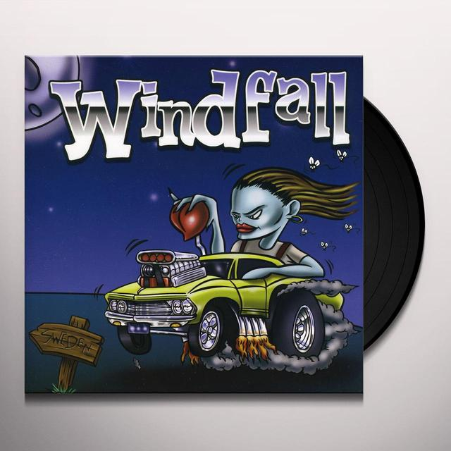 Psychopunch / Windfall SPLIT (Vinyl)