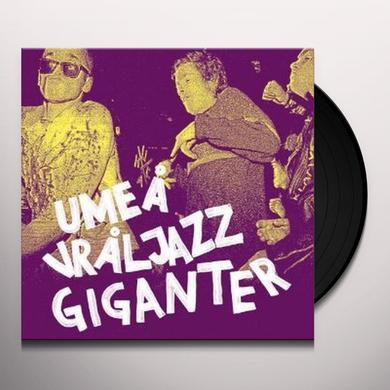 UMEA VRALJAZZ GIGANTER Vinyl Record