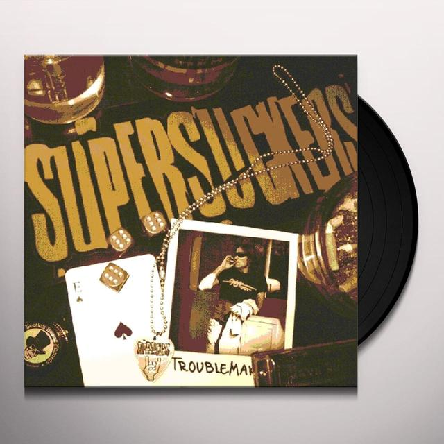 Supersuckers / Hangmen SPLIT Vinyl Record