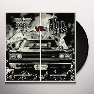 Black Radio / Ruling Class SPLIT Vinyl Record