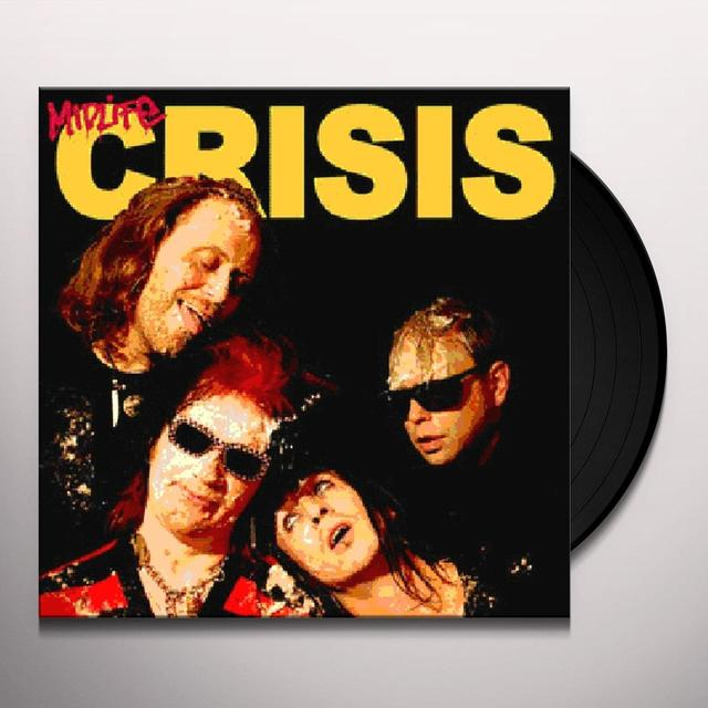 Midlife Crisis 3RD CRISIS EP Vinyl Record