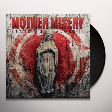 Mother Misery STANDING ALONE Vinyl Record