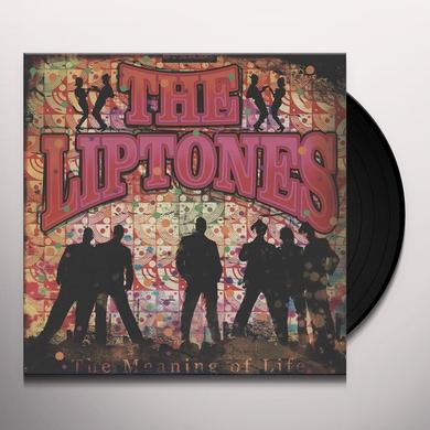 Liptones MEANING OF LIFE Vinyl Record