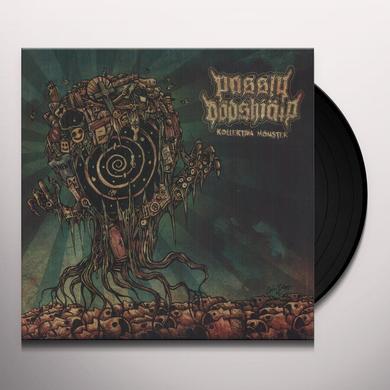 Passiv Dodshjalp KOLLEKTIVA MONSTER Vinyl Record