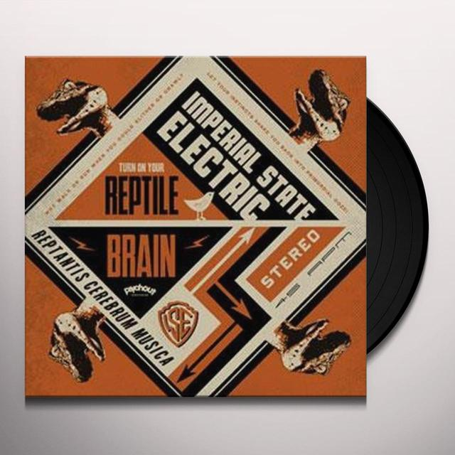 Imperial State Electric REPTILE BRAIN Vinyl Record