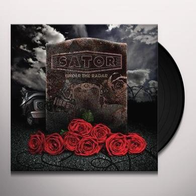 Sator UNDER THE RADAR Vinyl Record