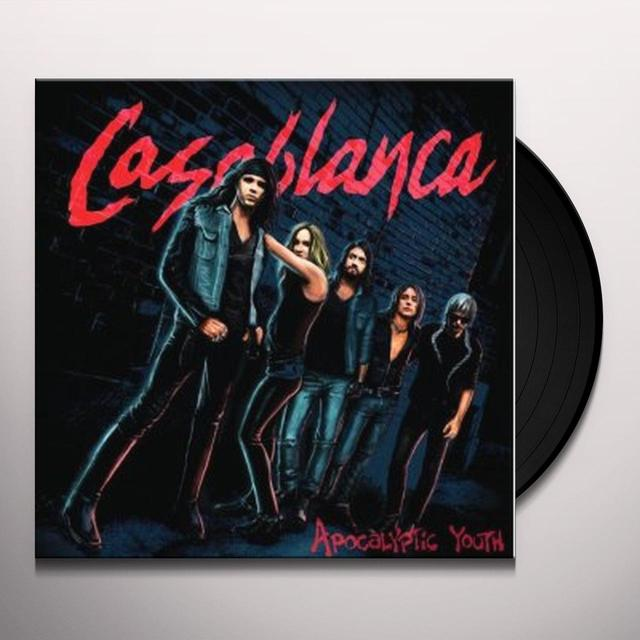 Casablanca APOCALYPTIC YOUTH (Vinyl)
