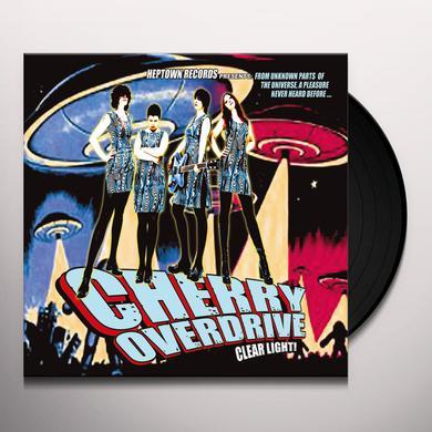 Cherry Overdrive CLEAR LIGHT Vinyl Record