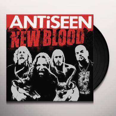 Antiseen NEW BLOOD Vinyl Record