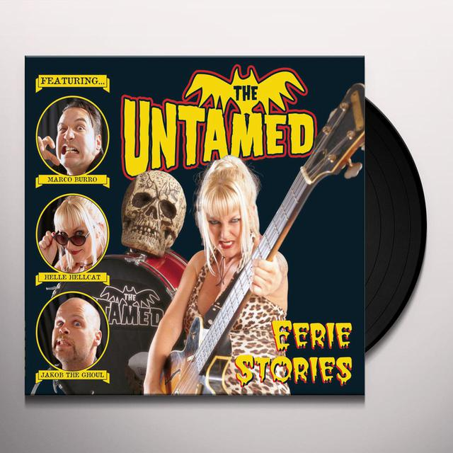 Untamed EERIE STORIES Vinyl Record