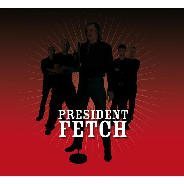 President Fetch CRUEL BEATS GENTLY SLUMBERING Vinyl Record
