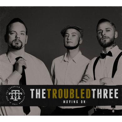 Troubled Three MOVING ON Vinyl Record