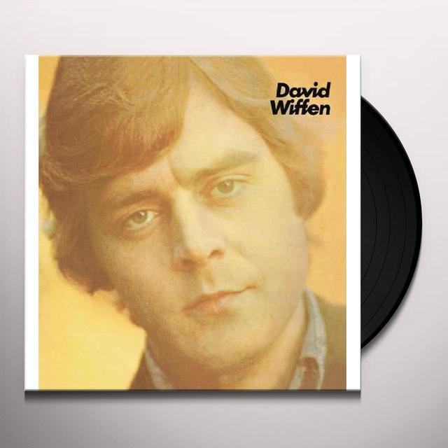 DAVID WIFFEN Vinyl Record - 180 Gram Pressing