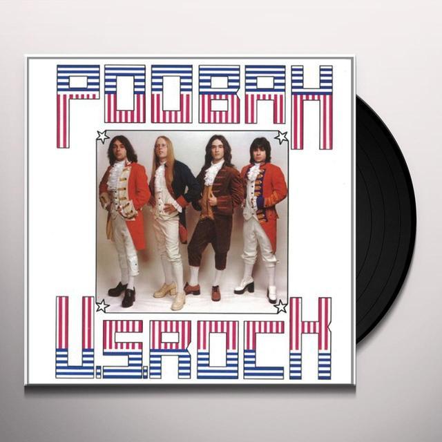 Poobah U.S. ROCK Vinyl Record