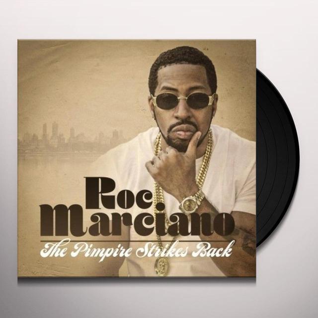 Roc Marciano PIMPIRE STRIKES BACK Vinyl Record