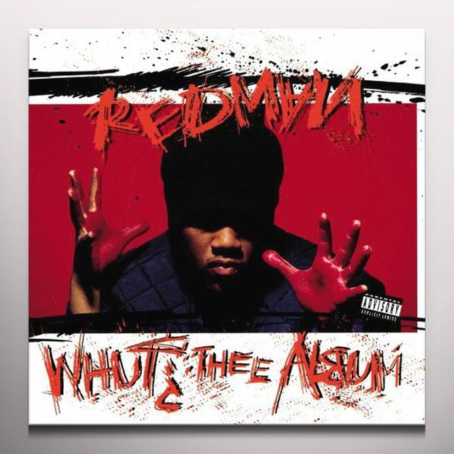 Redman WHUT THEE ALBUM Vinyl Record - Colored Vinyl