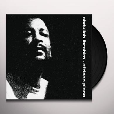 Abdullah Ibrahim AFRICAN PIANO Vinyl Record