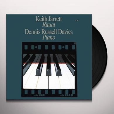 Davies Jarrett / Russell RITUAL Vinyl Record